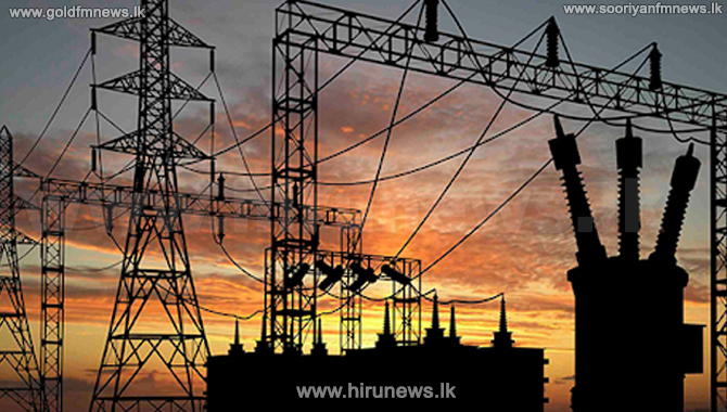 Power outages in several areas due to a technical fault in the new Anuradhapura Grid substation