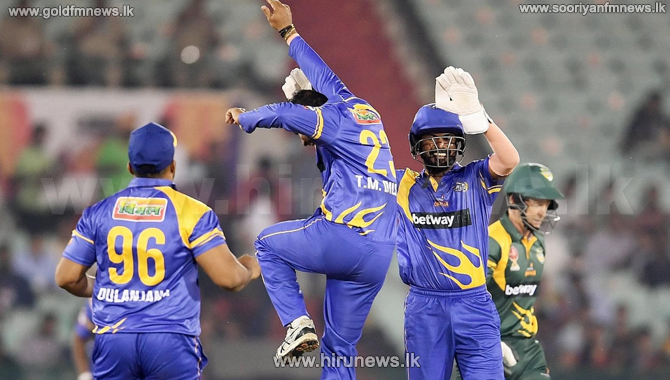 Road Safety World Series: Sri Lanka Legends win