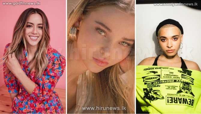 'Powerpuff Girls' pilot at CW casts Chloe Bennet, Dove Cameron, Yana Perrault