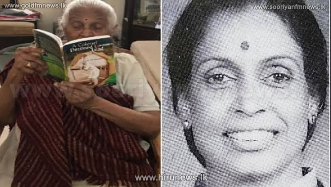 இந்தியாவின் முதல் பெண் கிரிக்கெட் வர்ணனையாளர் காலமானார்