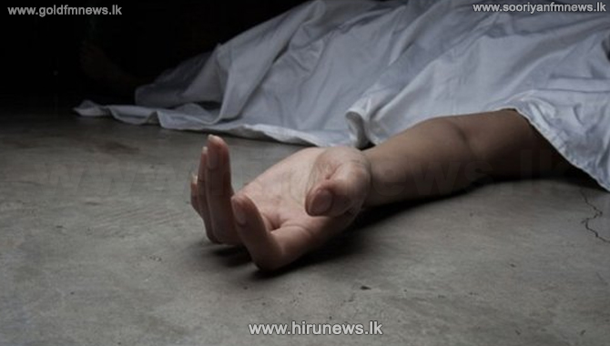 Wife killed by husband - body found hidden in a sack