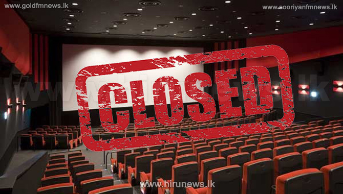 All theatres in Jaffna district closed