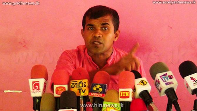 Asela Sampath arrested