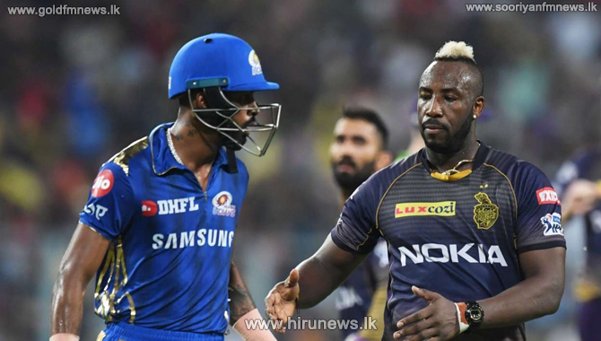 Andre Russel hero or villain - Mumbai win by 10 runs