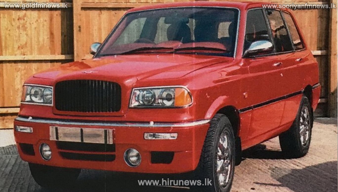 Bentley Dominator the rarest SUVs on the planet