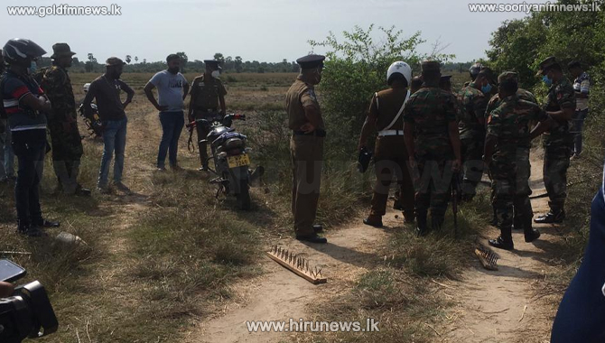STF opens fire at a cab in Jaffna