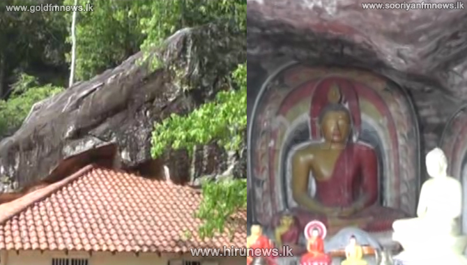Sri Sangaraja Cave Temple mural at the brink of destruction (Video)