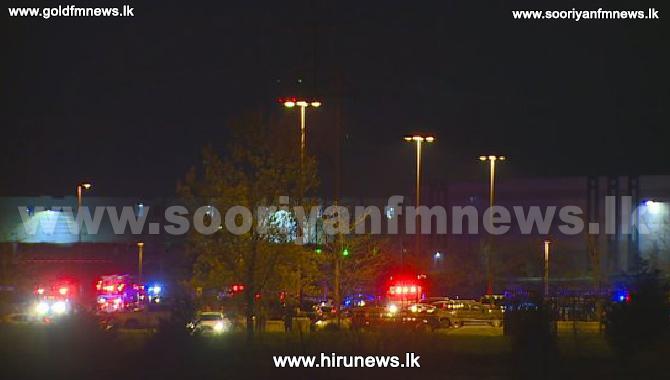 அமெரிக்காவில் மீண்டும் துப்பாக்கிச்சூடு: 8 பேர் பலி!
