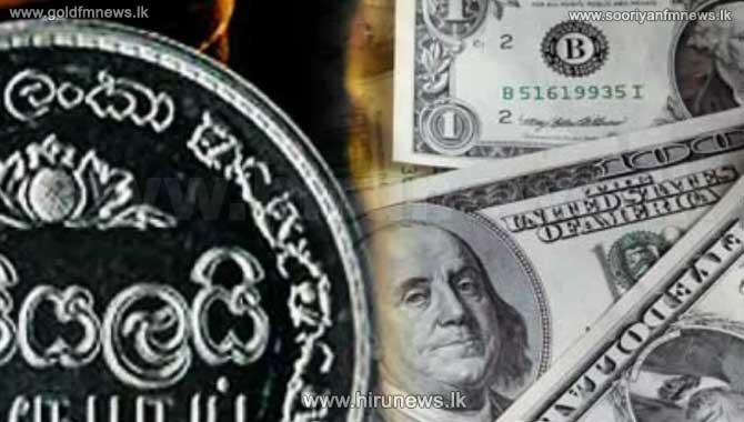 Lankan rupee appreciate against US dollar