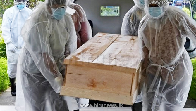 COVID death toll in Sri Lanka increase to 615