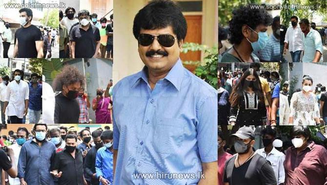 Popular Tamil actor, comedian Vivekh, dies in Chennai