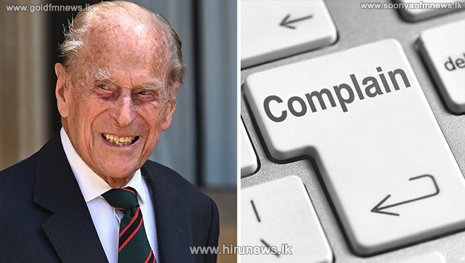 More than 100,000 complaints over the coverage of Prince Philip's death by BBC