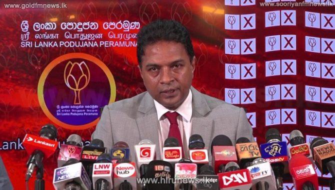 Disciplinary action against MP Wijayadasa Rajapaksa (Video)