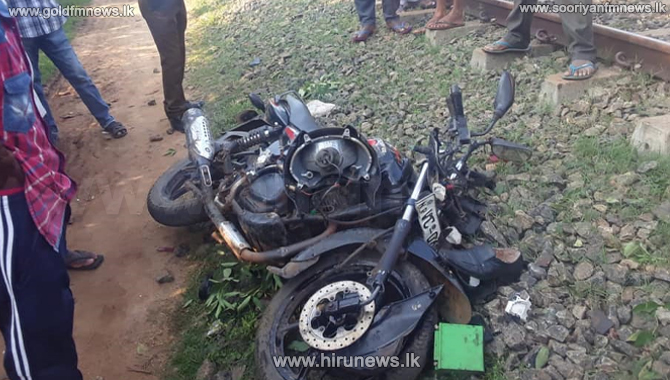 One injured in Thandikulam railway crossing accident
