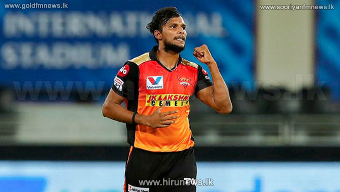 SunRisers Hyderabad pacer T Natarajan ruled out of IPL