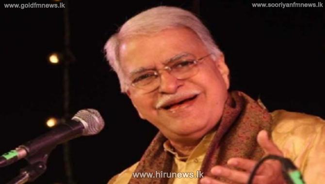 Indian classical singer Rajan Mishra dies - friend tries to get him bed and ventilator