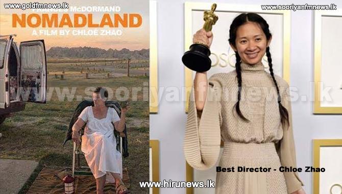 History making 2021 Oscar awards