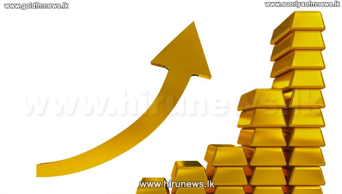 Gold prices move up in the world market