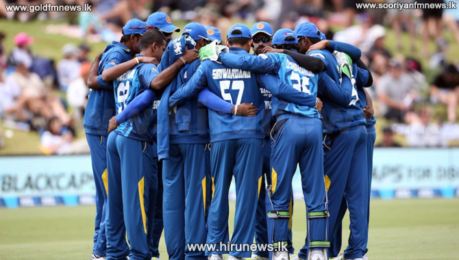 SL to tour Bangladesh on 16 May