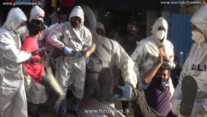 Violators of quarantine law arrested in Jaffna (Video)
