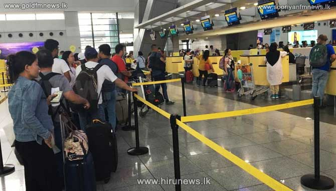 Lankan travellers banned from entering Philippines