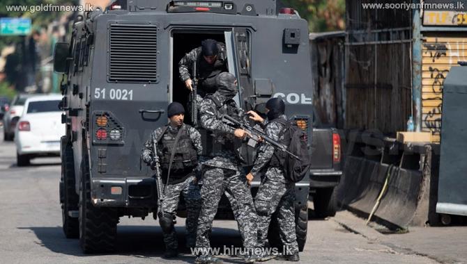 பிரேசிலில் இடம்பெற்ற துப்பாக்கிச் சூட்டு சம்பவத்தில் 25 பேர் பலி