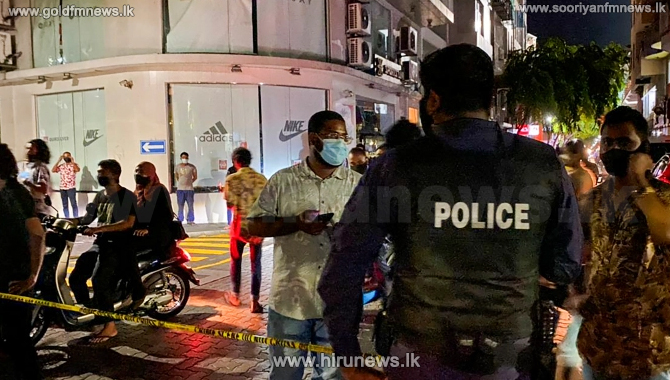Maldives Speaker Mohamed Nasheed injured in blast
