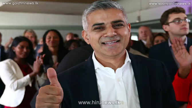 Sadiq Khan wins a second term as London's mayor