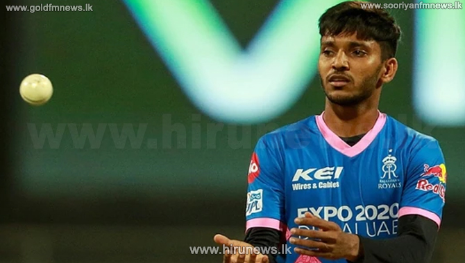 Rajasthan Royals' Chetan Sakariya loses his father to Covid-19
