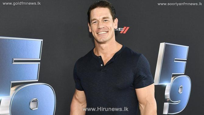 Actor John Cena apologizes for describing Taiwan as a country