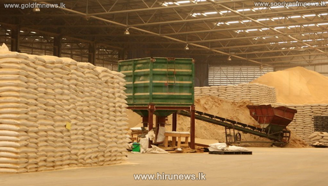 Website introduced to update stock details of paddy, rice, sugar, milk powder & maize