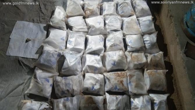 வெலிகம பகுதியில் 219 கிலோ ஹெரோயினுடன் 9 பேர் கைது! (படங்கள்)