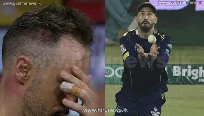 Faf du Plessis suffering from memory loss after concussion (Video)