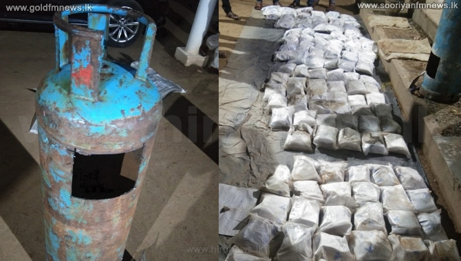 Weligama 200kg drug bust - operated from Dubai