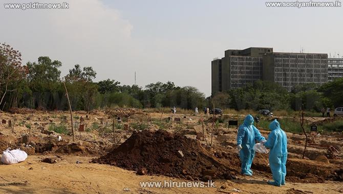 Sri Lanka Covid update: So far 605 covid victims buried in Batticaloa