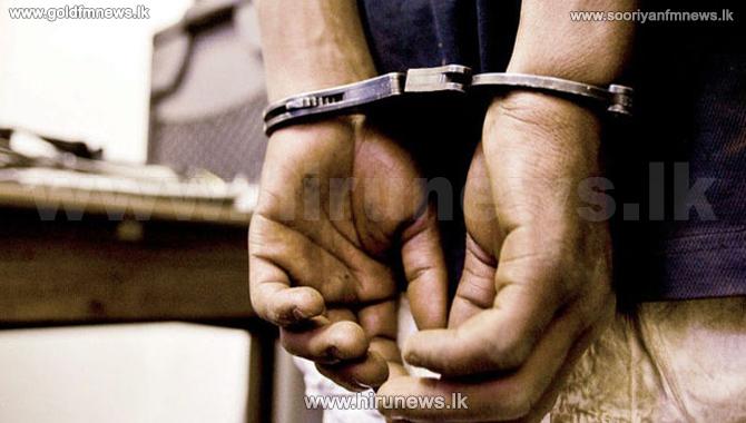 சட்டவிரோதமாக மணல் அகழ்வில் ஈடுபட்ட 4 பேர் கைது