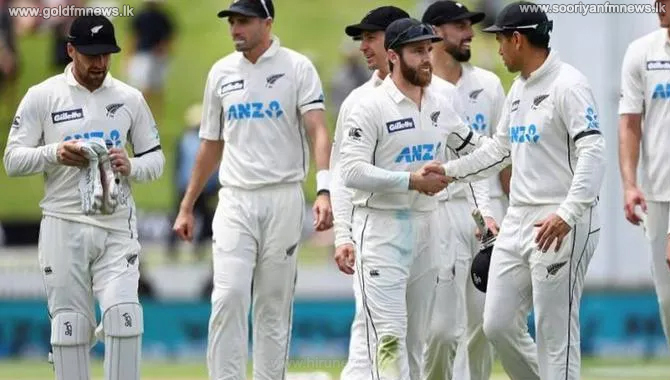 New Zealand's 15-member squad for the World Test Championship final announced