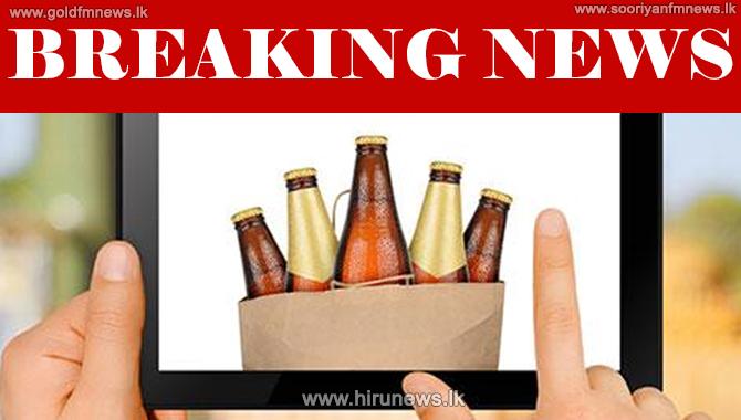 Online liquor sales get green light