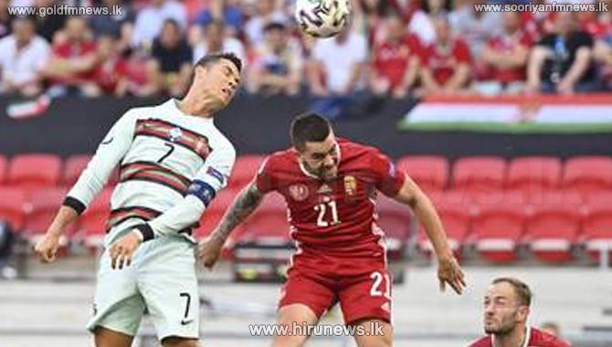 Cristiano Ronaldo makes history at Euro 2020