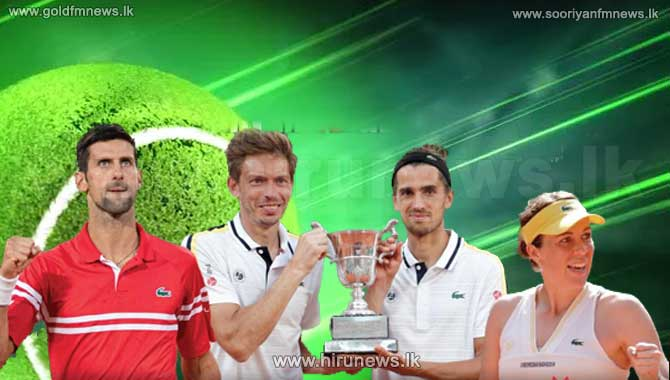 Lankan creations that graced French Open 2021