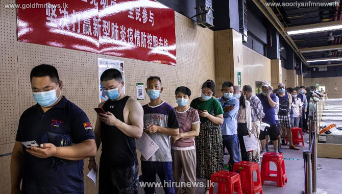 China vaccinate over billion people