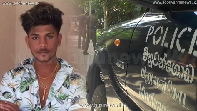 Suspects involved in 'Sudu's murder over kite dispute, arrested (Video)