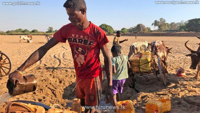 Catastrophic hunger descending on Southern Madagascar