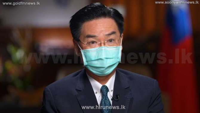 'Taiwan needs to prepare for military conflict with China' - Joseph Wu