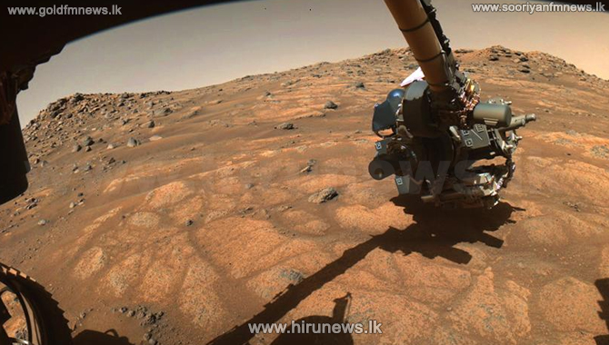 NASA+Perseverance+Mars+Rover+to+acquire+first+ever+rock+sample