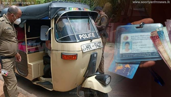 Six+women+arrested+for+collecting+funds+fraudulently+in+Vavuniya+