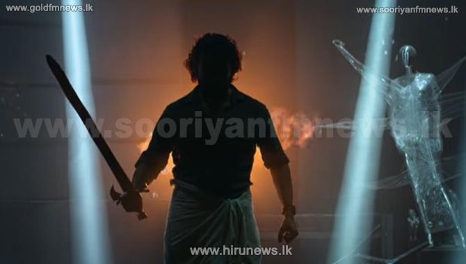 சூர்யா 40 திரைப்படத்தின் முதல் பார்வை வெளியானது! (காணொளி)