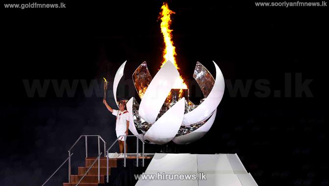 Japan's emperor declares Tokyo Olympics open