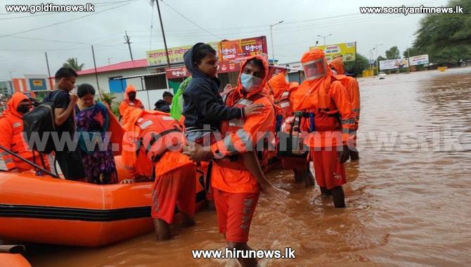 சீரற்ற காலநிலையால் மகாராஷ்ரா மாநிலத்தில் 110 பேர் பலி!