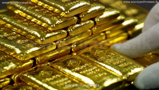 World gold prices fall